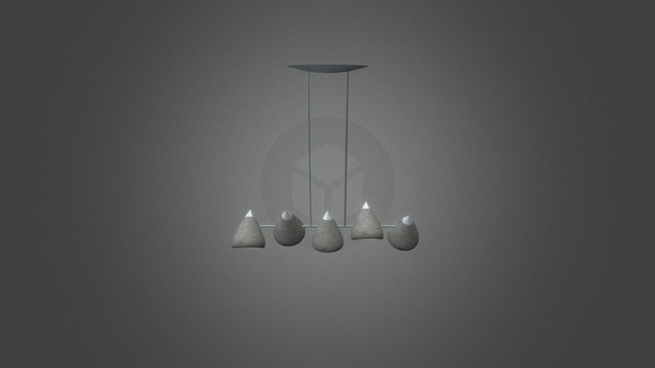 Spots 3D Model