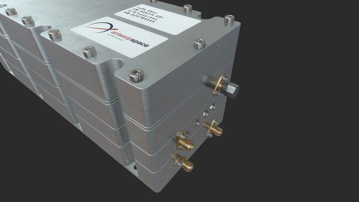 LaRa - Lander Radio science 3D Model