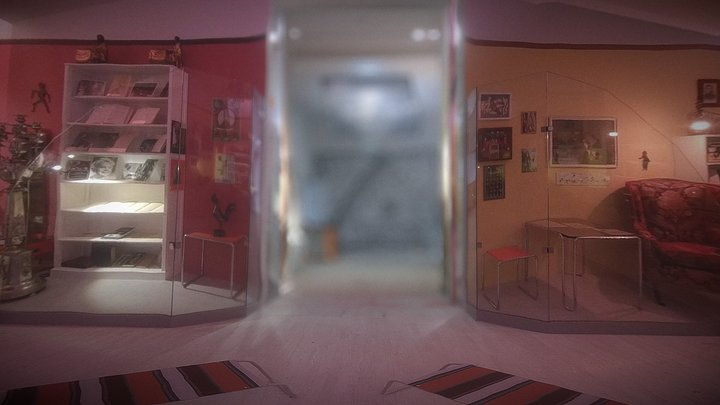 Eizen Room 3D Model
