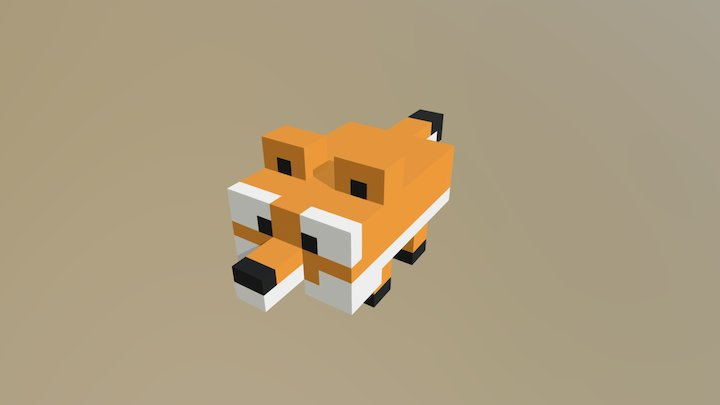 Foxeer 3D Model