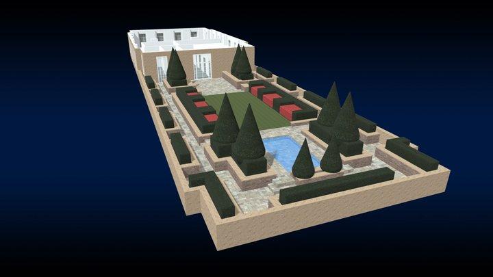 620 Loft and Garden 3D Model