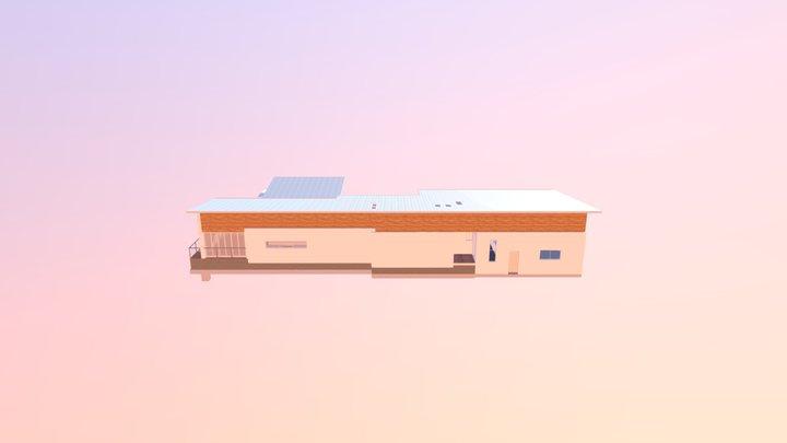 Two-storey residence 3D Model