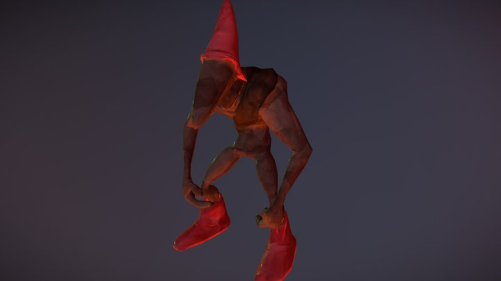 Unit B from Neverhood 3D Model