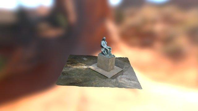 Thomas Jefferson 3D Model