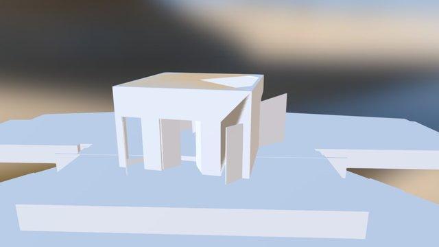 Ubu1 3D Model