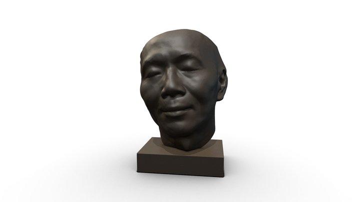 MW face 3D Model