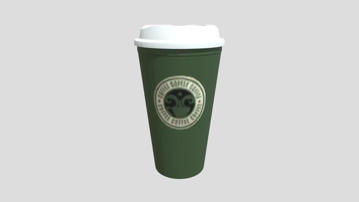 Joppa Java Cup 3D Model