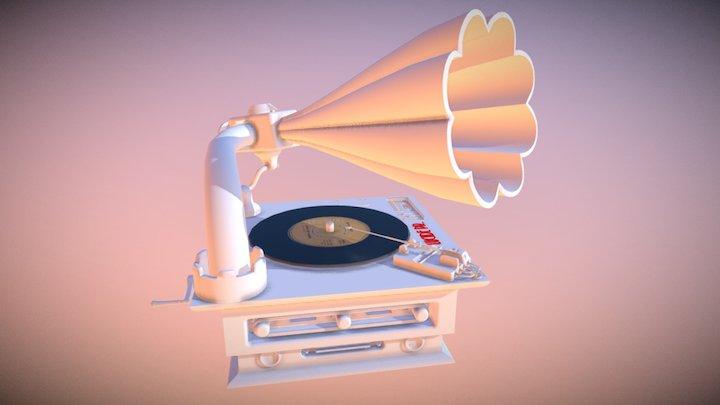 Wonder Sound 3D Model