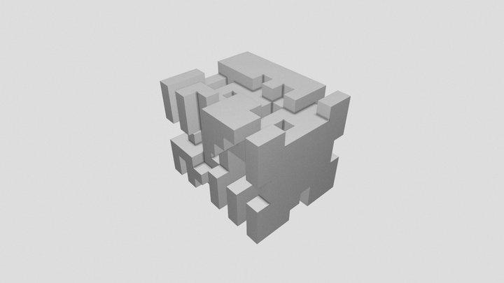 Object 10xscans 3dprint 3D Model