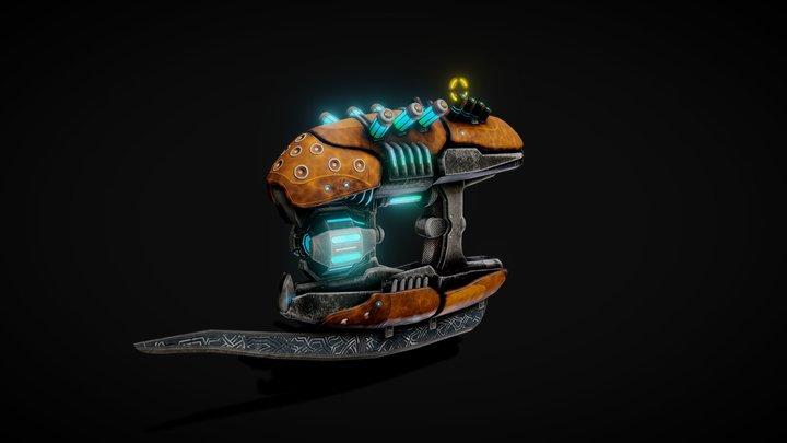 Plasma 3D Model