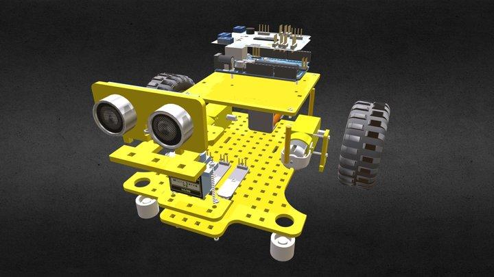 Bline Kurulum Modeli 3D Model