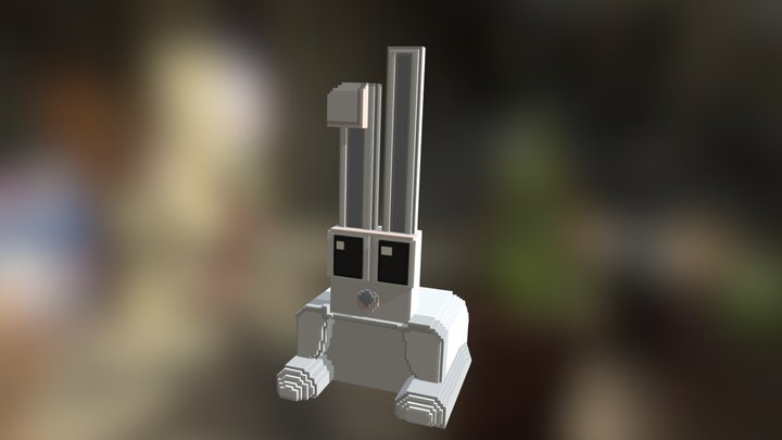 Rabit 3D Model