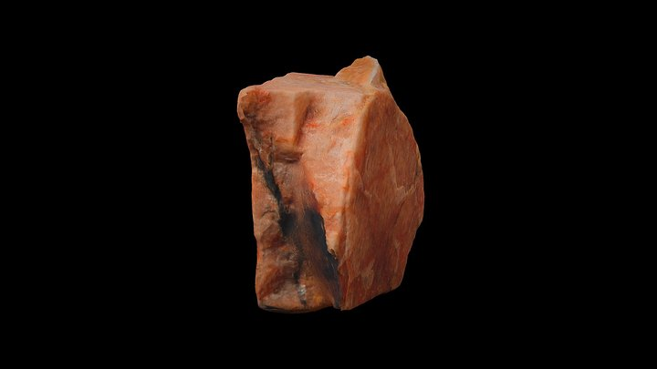 Orthoclase 3D Model
