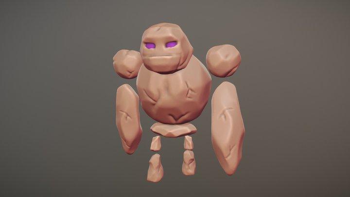 Day5 SculptJanuary 2018 3D Model