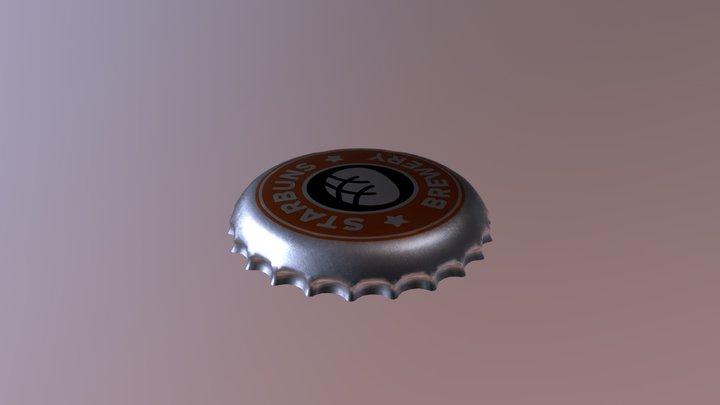 Bottle Cap 3D Model