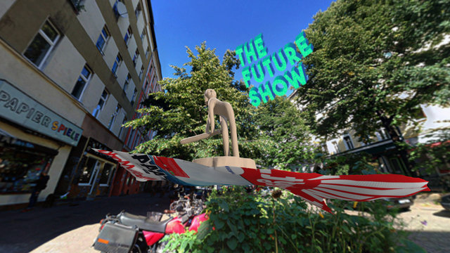 The Future Show by Video Catalog 3D Model