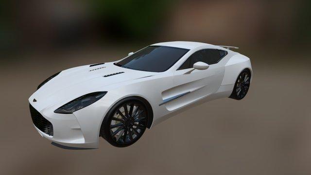 Aston 3D Model
