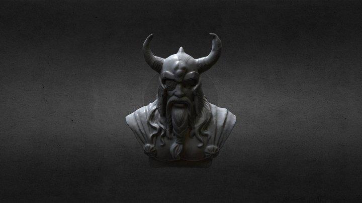 Odin 3D Model