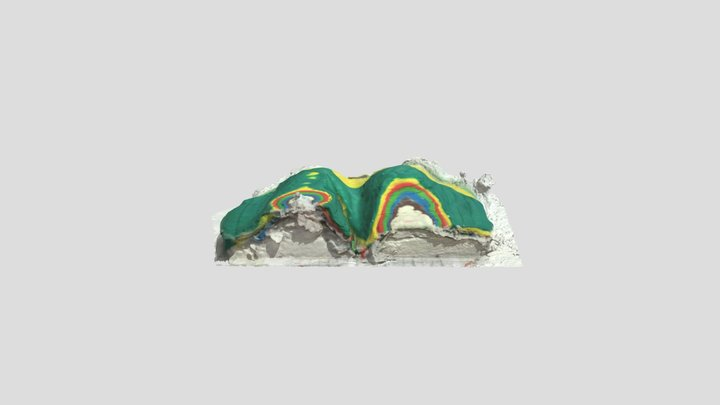 Knetmodel 02 Sf 3D Model
