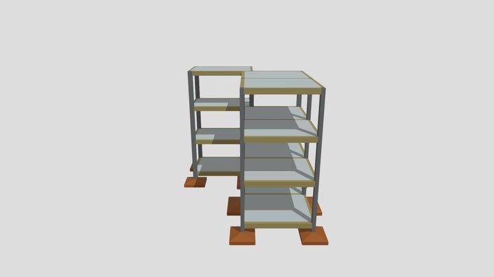 TRD-ADR-EST-PE-R01 3D Model
