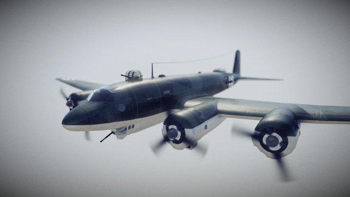 FW-200 Condor 3D Model