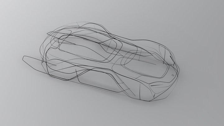 !p_001 3D Model