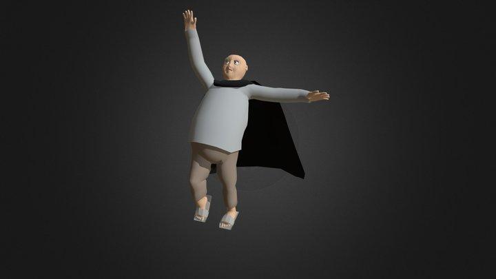 Diseño De Personaje 3D Model