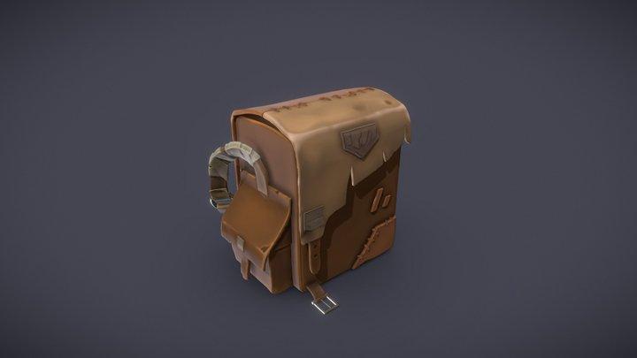 DS - Backpack 3D Model