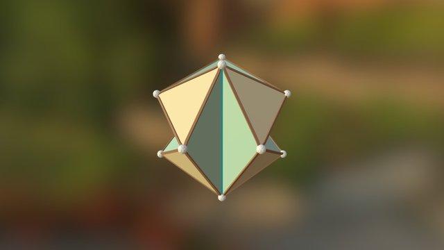 Jessen Icosahedron 3D Model