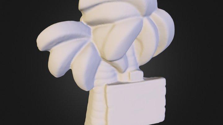 My 3 D 3D Model