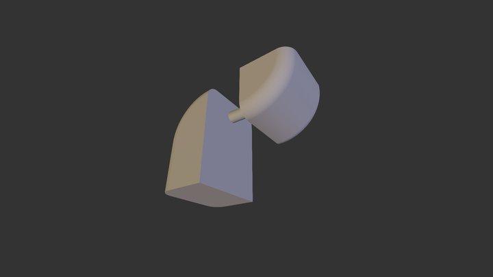 9_E 3D Model