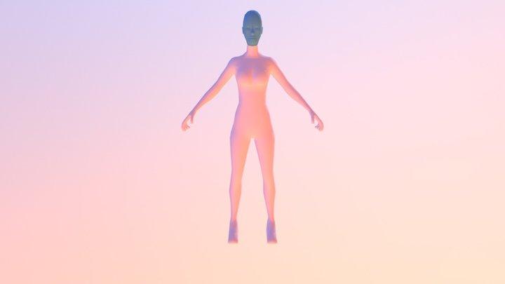 Chica 18-11 3D Model