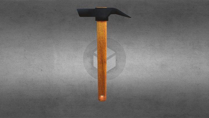 Hammer 01 3D Model