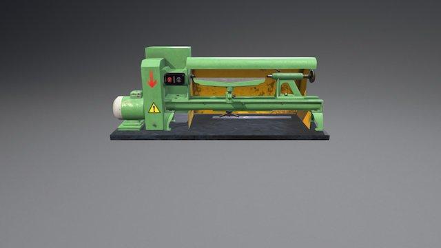 machine 3D Model