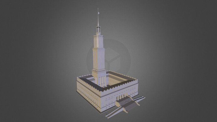 Ratusz 3D Model