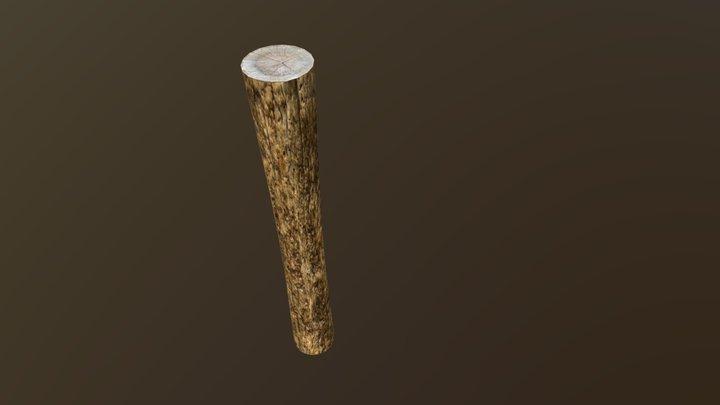 200x25cm_LP_Lob 3D Model