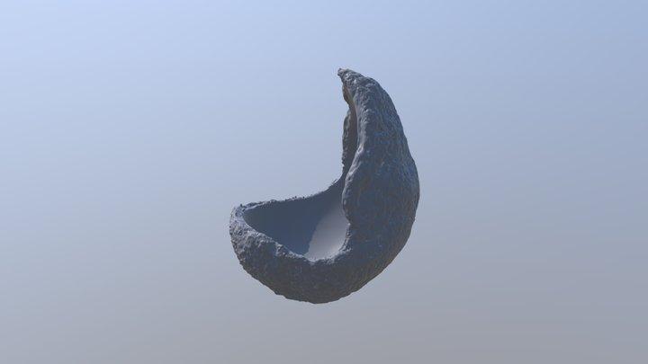 Pot de bonsai 3D Model