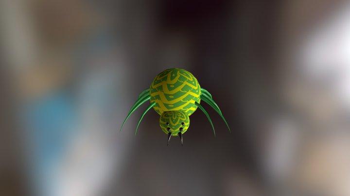 Arañita 3D Model