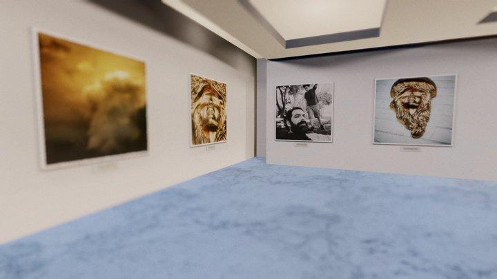 Instamuseum for @briller 3D Model