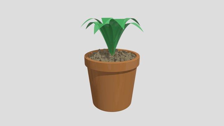 3December2020 Day 15: Plant 3D Model