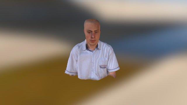 Tom Bold 3D Model