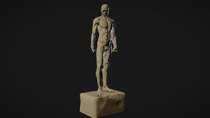 Male 004 3D Model