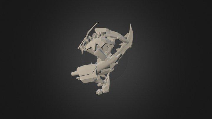 kha'zix mecha  3D Model