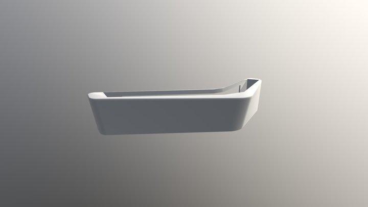 Bancone Poliplast 3D Model