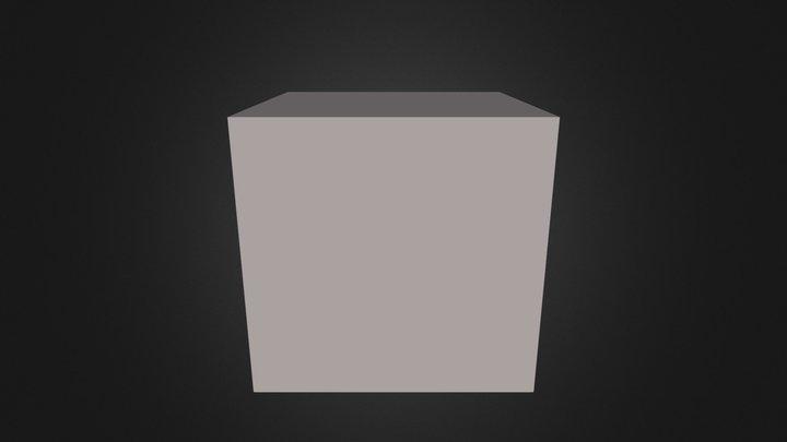 Boxtest 3D Model