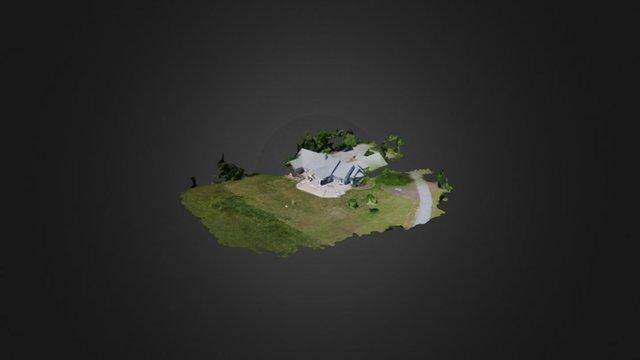 Fullhouse5 Simplified 3d Mesh 3D Model