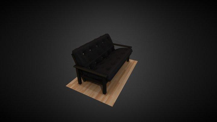 IBERA Sillón 3D Model