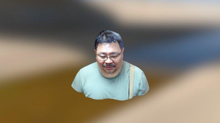 wang 3D Model