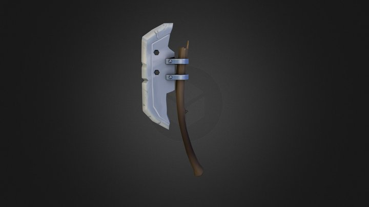Lynch Axe 3D Model