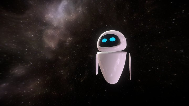 EVE 3D Model